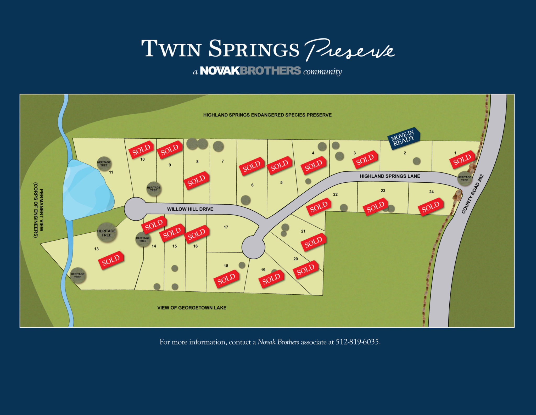 January 2020 Twin Springs Preserve Masterplan